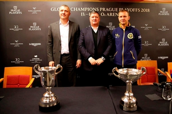 Stars of ShowJumping Arrive in Prague as GC Playoffs Officially Launched