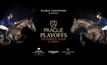 Showjumping's Superstars Home In On Spectacular new GC Prague Playoffs