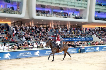 Qatar Hosts LGCT Finals - Tickets On Sale Now!