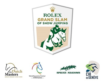 THE DUTCH MASTERS SET TO MAKE A SENSATIONAL DEBUT AS PART  OF THE ROLEX GRAND SLAM OF SHOW JUMPING