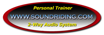 www.soundriding.com offer members a discount on their 2-Way Personal Trainer