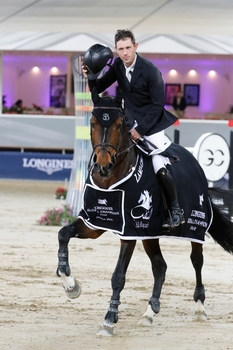 Scott Brash Clinches the win in prelude to first LGCT Grand Prix of the year