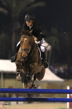 SCOTT BRASH & SANCTOS $200,000 WORLD CUP VICTORY