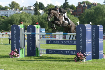 Charles Stanley British Masters Champion, Scott Brash returns to defend his title!