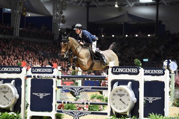 SEVEN OF THE WORLD'S TOP TEN SHOWJUMPERS TO COMPETE AT OLYMPIA, THE LONDON INTERNATIONAL HORSE SHOW