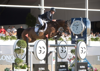 Scott makes LGCT history amid jubilation in London as Ben extends championship lead