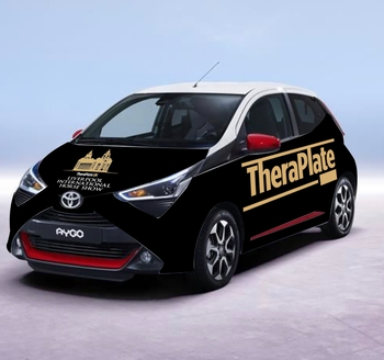 Theraplate UK Liverpool International Horse Show Grooms Get Chance to Win a Car for a Year!