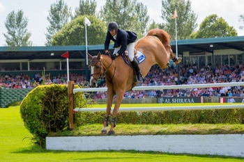 William Funnell hoping for record fourth Hickstead Derby title