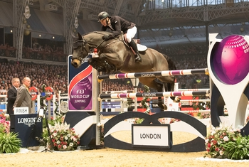 ELITE INTERNATIONAL LINE-UP ANNOUNCED FOR  OLYMPIA, THE LONDON INTERNATIONAL HORSE SHOW