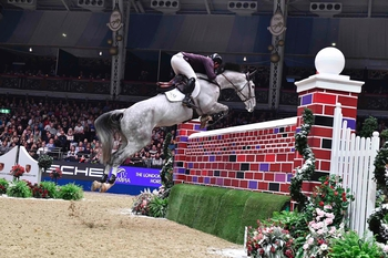 'MEMBER DISCOUNT' TICKETS NOW ON SALE FOR OLYMPIA, THE LONDON INTERNATIONAL HORSE SHOW