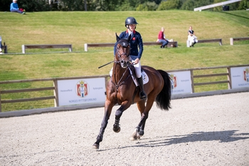 GB's Team NAF Joint Second in Drammen CSIO3* FEI Nations Cup