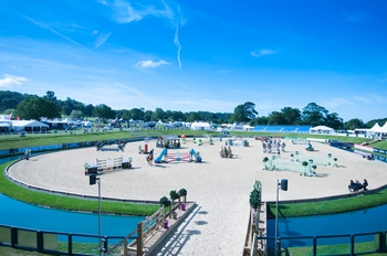 British Showjumping Young Horse Championship Show  Moves to Bolesworth