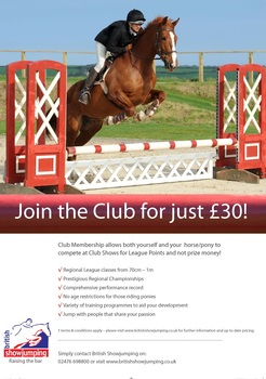 Suffolks first British Showjumping Show takes place at Boyton Hall Equine!!