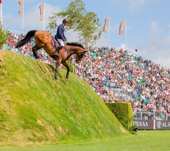 ClipMyHorse.TV to show the Al Shira'aa Hickstead Derby Meeting