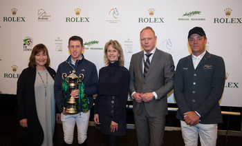 INDOOR BRABANT CELEBRATES ITS 50TH ANNIVERSARY AND JOINS THE ROLEX GRAND SLAM OF SHOW JUMPING