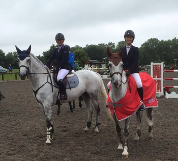 Louise Pavitt Wins Connolly S Red Mills Senior Newcomers