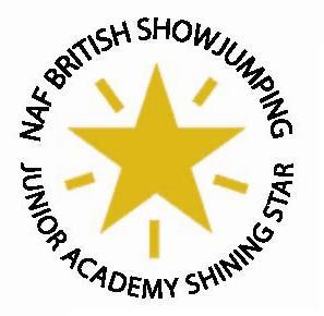 NAF British Showjumping Shining Star Awards Go To.....
