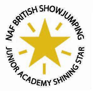 Shining Star Award for all Junior Academy Members
