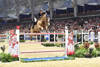 OVER 14 HOURS OF LIVE COVERAGE FOR OLYMPIA,  THE LONDON INTERNATIONAL HORSE SHOW
