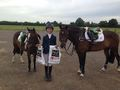 Inter Academy Final Weston Lawns - NAF 5 star competition - Scottish Riders: