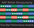 NAF British Showjumping Five Star Performance Awards Programme