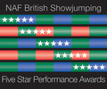The NAF British Showjumping Five Star Performance Awards Programme