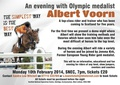 DEMO EVENING WITH ALBERT VOORN OLYMPIC MEDALIST