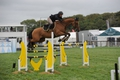 Angie Thompson takes the British Horse Feeds Speedi-Beet HOYS Grade C Qualifier at Pembrokeshire County Show
