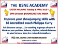 North East Academy - Easter Training, Tuesday 9th April