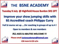 North East Academy Training - Tuesday 9th July 2013