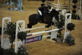 Cumbria showjumper Catriona Fraser takes the Horsequest UK Pony Sapphire title as her own