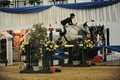 Somerset young showjumper Chloe Reynolds takes the Horsequest UK Pony Coral title