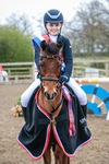 Ayrshire's Codie Mcgowan Wins 128cms Springboard Final at the Winter Pony Championships 2017