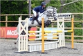 Ella Dalton wins the Nupafeed Supplements Senior Discovery Second Round at Petley Wood Equestrian Centre