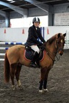 Essex Rider Emily Parker takes the February NAF Shining Star