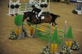 Cheshire Young Showjumper Emily Ward takes two championship titles at the Blue Chip Showjumping Winter Championships
