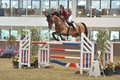 Georgia Tame lands the Winter Grand Prix win at Addington Manor Equestrian Centre