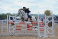 Glain Watkin Jones heads the Blue Chip Pony Newcomers Second Round at Arena UK