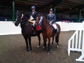 Well Done to Jane Maskell & Kelly Lazarus at Brook Farm TC