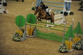 West Yorkshire Young Showjumper Jessica Hewitt claims the Blue Chip Dynamic B and C Title as her own