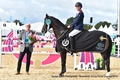 Joe Takes Under 25's Honours at The Equitop Bolesworth Young Horse Championships