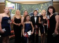 East Yorkshire Committee and Riders at the British Showjumping Annual Ball