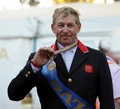 Individual Bronze for Britain's Nick Skelton, European Showjumping Championships 2011, Madrid
