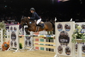 Aberdeen's young showjumper Nicole Lockhead Anderson wins The Stable Company 138cm Championship at HOYS