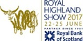 Royal Highland Show Saturday timetable