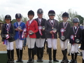 Well Done to Sussex Riders at Weston Lawns!