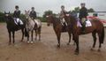 North Cumbria British Show jumping Team qualify for the National Team Show Jumping Final