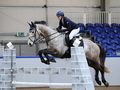 Ross-Shire's Elinor Macdonald qualifies for Dodson & Horrell National Amateur Showjumper Championships