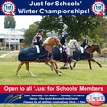 British Showjumping 'Just for Schools' Winter Championships 2019
