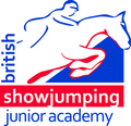 The British Showjumping ring at the Weston Lawns Junior Academy Final results